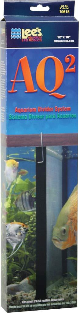 Aquarium Divider System by Lee's Aquarium