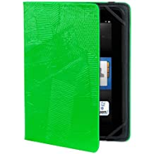 """Verso """"OMG!"""" Standing Cover for Kindle Fire HD 7"""", Neon Green (will only fit Kindle Fire HD 7"""")"""