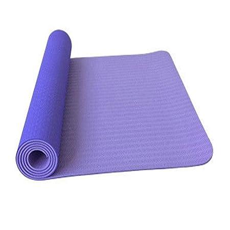 WZL Esterilla de Yoga Estera De Yoga Adecuada para Acampar ...