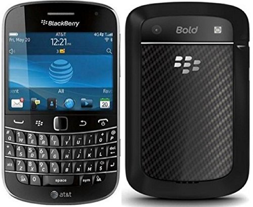 BlackBerry Bold 9900 No Contract 4G GSM 5MP HD Global Smartphone - AT&T Wireless ()