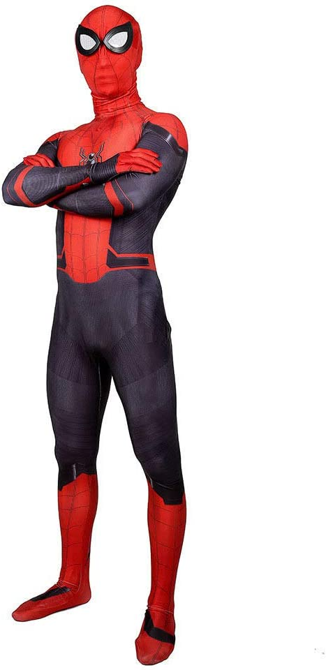 KOUYNHK Disfraz Infantil De Spiderman, Superhéroe Traje Elástico ...