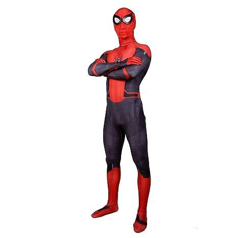 KOUYNHK Disfraz Infantil De Spiderman, Superhéroe Traje ...