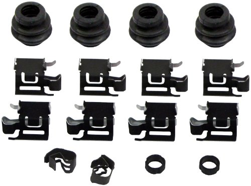 Brake Disc Beck Arnley - Beck Arnley 084-1637 Disc Brake Hardware Kit