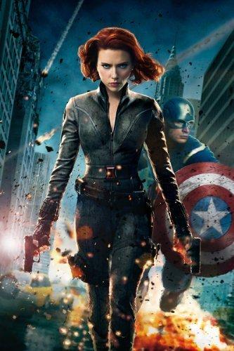 Scarlett Johansson Poster - 3