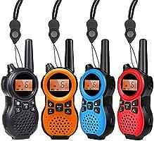 TRH 特定小電力トランシーバー セット、1対多の無線機 、手のひらサイズ小型軽量