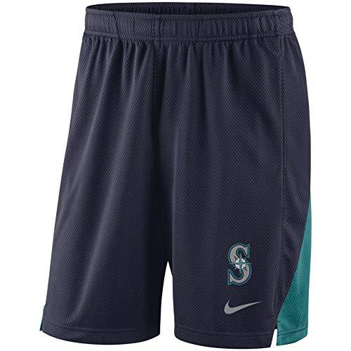 (Seattle Franchise Performance Shorts - Navy (2X-Large))