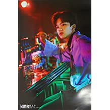 B.A.P BAP - Noir (Vol.2) [Youngjae Ver.] OFFICIAL POSTER with Tube Case 20.4 x 29.5 inches