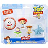 Toy Story 4 - Ts4 Pack 5 Mini Figuras Gjn36 Mattel Colorido