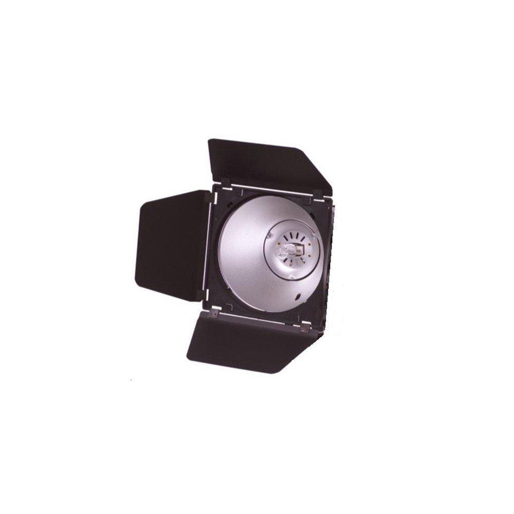 Falcon Eyes 291010 Barndoor, Negro Accesorios para Flash de Estudios fotogr/áficos