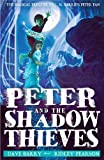 Front cover for the book Peter and the Shadow Thieves by Dave Barry