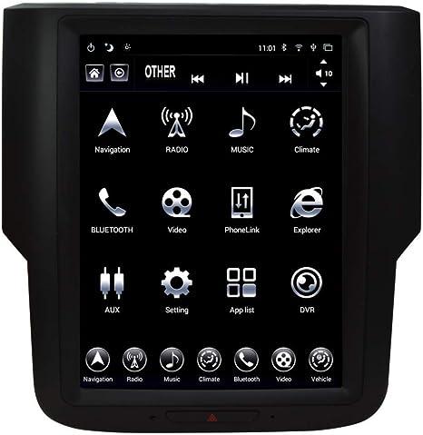 2013-2018 Dodge Ram 1500 2500 3500 Dual Climate AC Heater Temperature Control