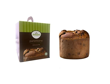 Panettone de Chocolate Sin Gluten - 300g: Amazon.es ...