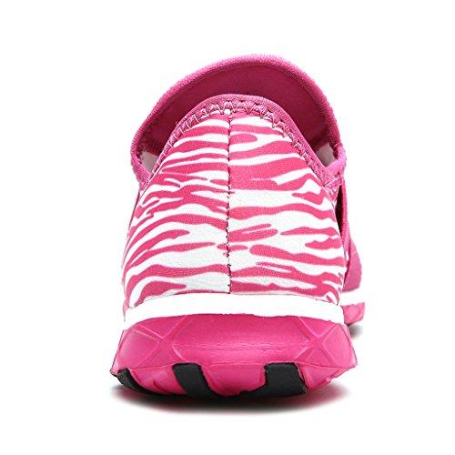 Slip Donna Aleader Slip On Water Shoes 9973 Rosso
