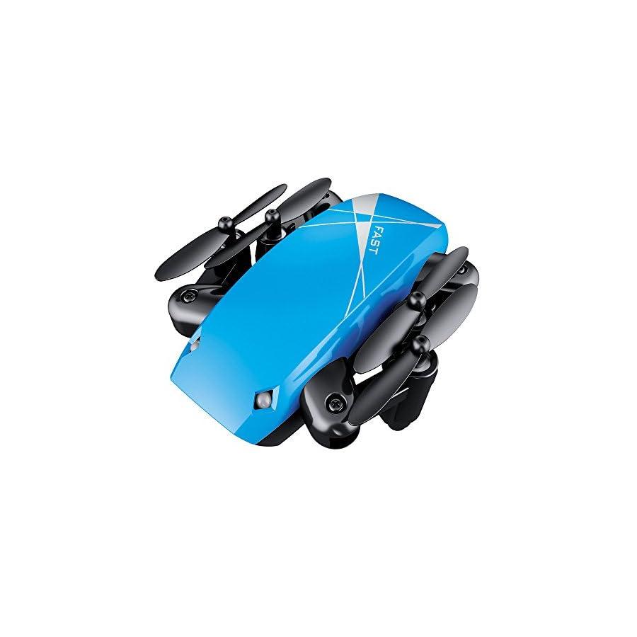Mini S9HW Quadcopter Sympath Altitude Hold 0.3MP HD Camera 6 Axis Foldable WIFI RC Quadcopter Pocket Drone