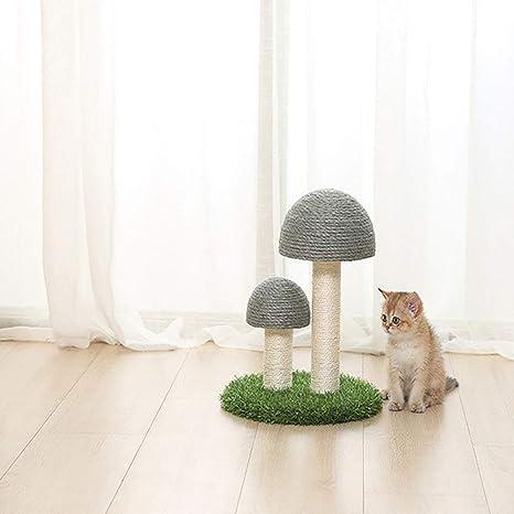Muebles para gatos   Duradero, marco de escalada de lino ...