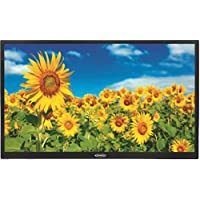 Jensen JE2415 AC Powered 24 LED TV, Integrated HDTV ATSC tuner and HDTV ready capabilities, White LED Illumination, Wide 16:9 LCD panel 16.7 Million Colors, HD Ready 1080p 720p 480p, Replaced JE2414