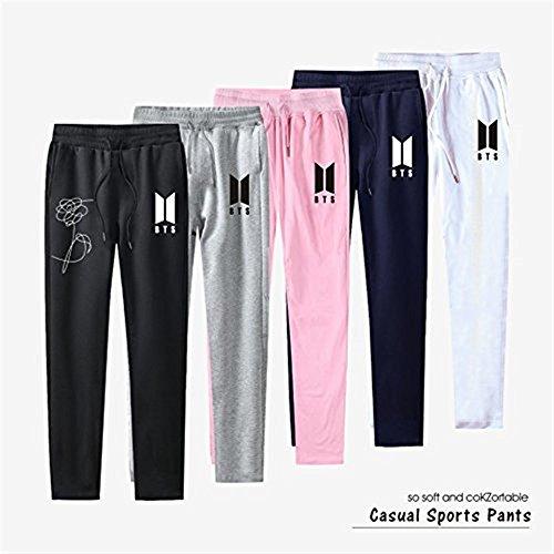 Pantalones Hombre Entrenamiento Libre Otoño Blau2 Mujeres Largos Tiempo Primavera Elastische Casuales Correas Pants Cruzadas De Deporte Impresión Mujer Unisex qEgE8r