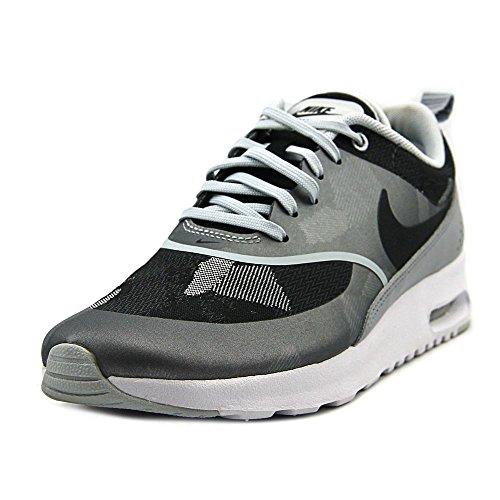 Nike Women's Wmns Air Max Thea JCRD, PLATINUM/BLACK-WOLF PURE PLATINUM/BLACK-WOLF JCRD, GREY B01L39EDT0 Shoes 3c7d4c