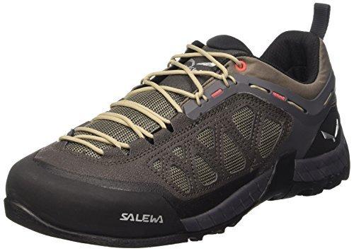 Men Größe 5 EU 7 Papavero Black Salewa Firetail Olive UK 2018 Schuhe Shoes 41 3 R0tvB