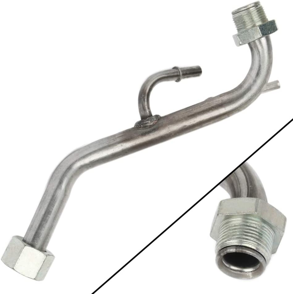 ANGLEWIDE 598-111 F77Z9D477AB Exhaust Gas Recirculation Tube Fit For 1997-2001 Ford Explorer 1997-2001 Mercury Mountaineer EGR Pipe