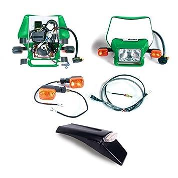 51pNJ8kfNLL._SY355_ amazon com baja designs dual sport headlight kit ez mount kick led