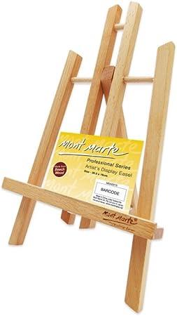 MONT MARTE Caballete Mesa pequeña de madera de Haya - Small ...