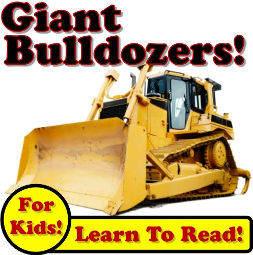 Big Bulldozers Bulldozer Jobsite Working ebook product image