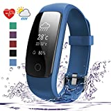Fitness Tracker HR, 007plus D107Plus Heart Rate Monitor...