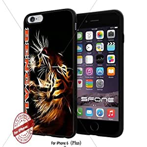 Cincinnati Bengals NFL ,Cool Iphone 6 Plus (6+) Smartphone Case Cover Collector iphone TPU Rubber Case Black color [ Original by WorldPhoneCase Oly ]