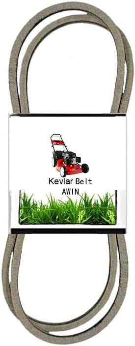 "AWIN Lawn Mower Drive PTO Kevlar Belt 1/2"" x 83 1/2"" for AYP 137153 532137153 TH4H830 AYP 141416 158818 532141416 584449201 for Husqvarna 532137153 532141416"