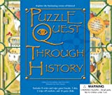 img - for Puzzle Quest Through History (Puzzle Quest Board Game Books) book / textbook / text book