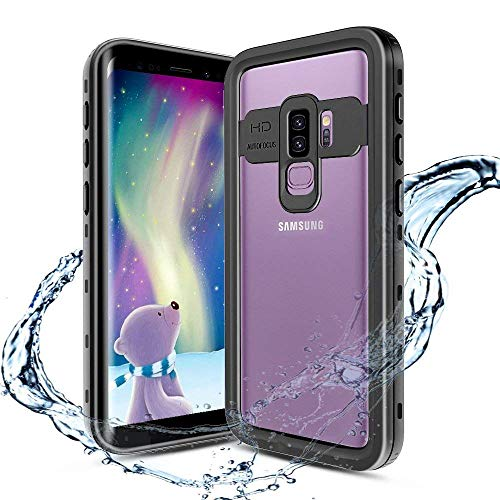 1b842687a91a XBK Samsung Galaxy S9+ Plus Case, Waterproof Case with Built-in ...