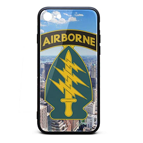 Fashion iPhone 7/8 Mobile Phone Case Special Forces Logo iPhone 7 Smart Cool iPhone 8 Case