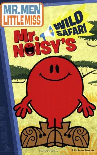 Mr. Noisy's Wild Safari (The Mr. Men Show)