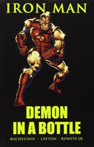 demon in a bottle iron man - 8