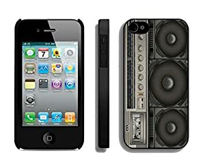 Classic Case For Samsung Note 3 Cover Durable Soft Silicone PC Boombox Designs Black Cell Phone for Samsung Note 3