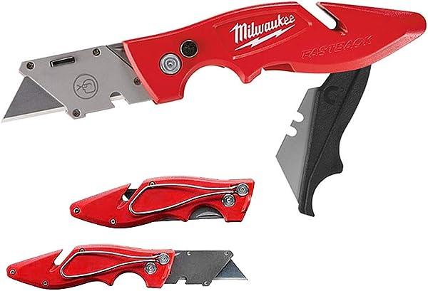 Fastback II Flip Utility Knife