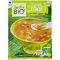 Jardin Bio Soupe Thaï aux Petits Légumes 40 g