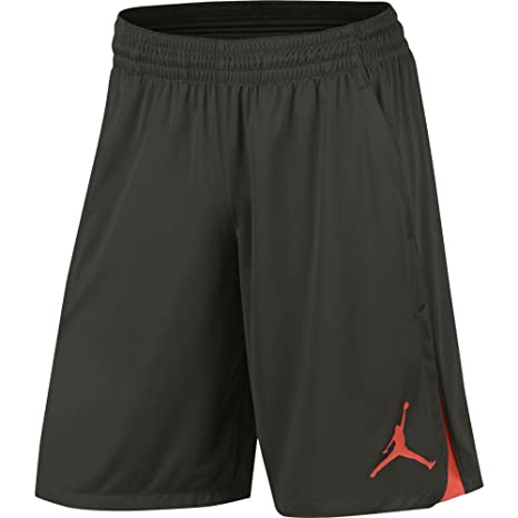87e40302e4c0 Image Unavailable. Image not available for. Color  Nike Jordan Men s 23  Alpha Knit Training Shorts ...