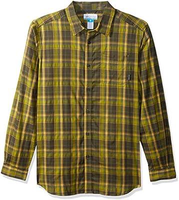 Columbia Men's Big and Tall Vapor Ridge III Long Sleeve Shirt