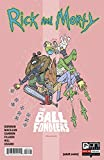 Rick and Morty #6 (Ball Fondlers One-Shot) - Andrew MacLean Variant