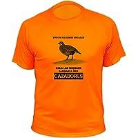 Camisetas de Caza, Todos nacemos Iguales, Perdiz roja