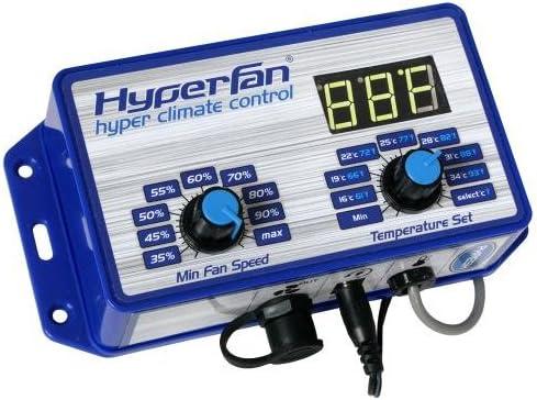 Hyper Fan Temperature Speed Controller