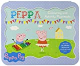 Anker PEPLM/1 Peppa Pig Colouring and Activity Placemats