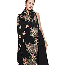 DANA XU Large Size Women Winter Pashmina Shawls and Wraps Cashmere
