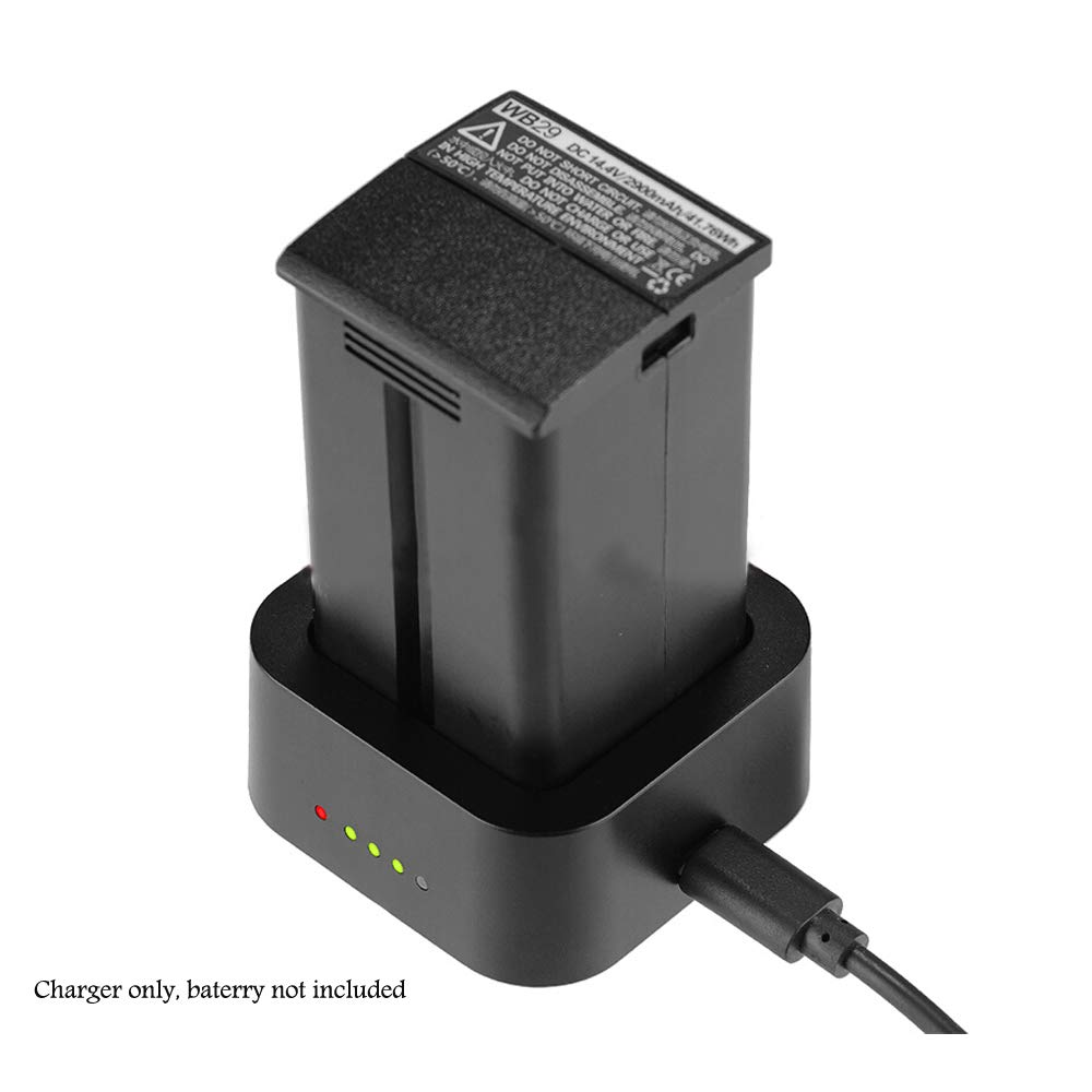 Godox UC29 USB Charger Compatible with Godox AD200 Pocket Flash Battery WB29 by Godox (Image #4)