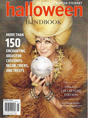 Halloween Handbook (The Best of Martha -
