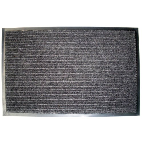 Heavy Duty Ribbed Utility Doormat, 30x48