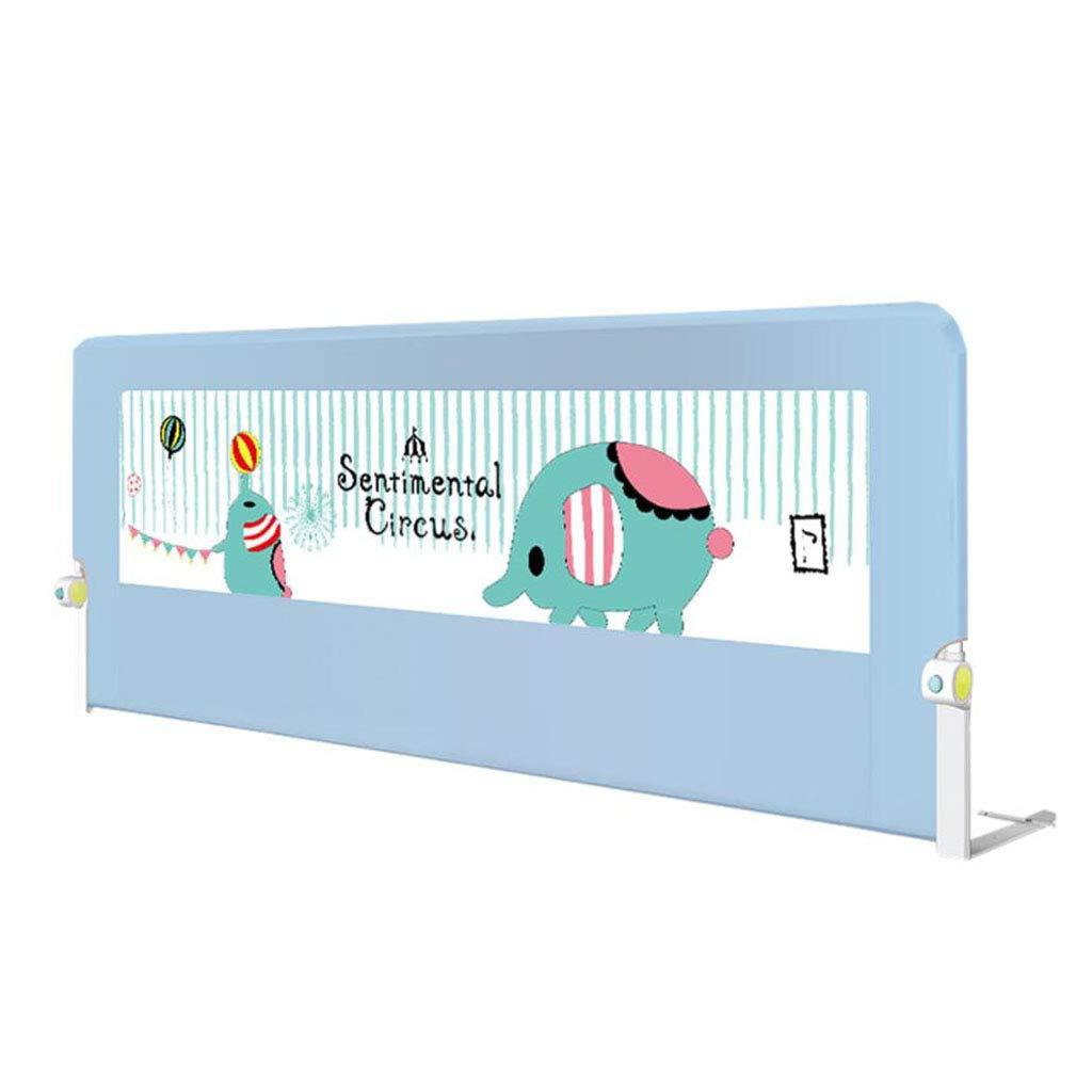 幼児/子供のベッドの柵のバンパーの這う塀、安全睡眠、丈夫および固体のための赤ん坊の安全性の高いベッドの監視柵/ベッドの柵 180cm(70.9 inch)  B07QRFX45P