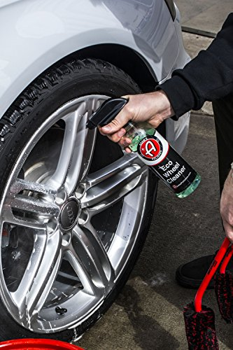Adam's NEW Eco Wheel Cleaner Gallon - Safely Clean Any Wheel Finish - Tough on Dirt and Brake Dust But Gentle on Your Wheels and The Environment by Adam's Polishes (Image #1)